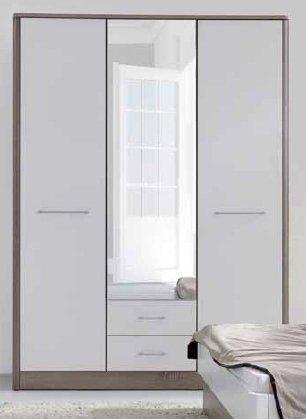 LIVERPOOL шкаф 3-х дверный LSZ-3D25