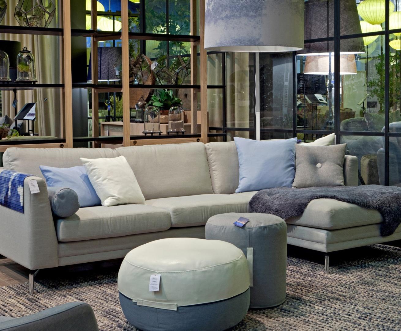BROADWAY модульный диван 2.5 места + шезлонг 120834