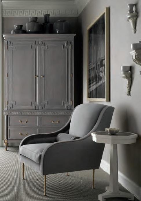 CHADDOCK кресло ММ 1431-1 123284