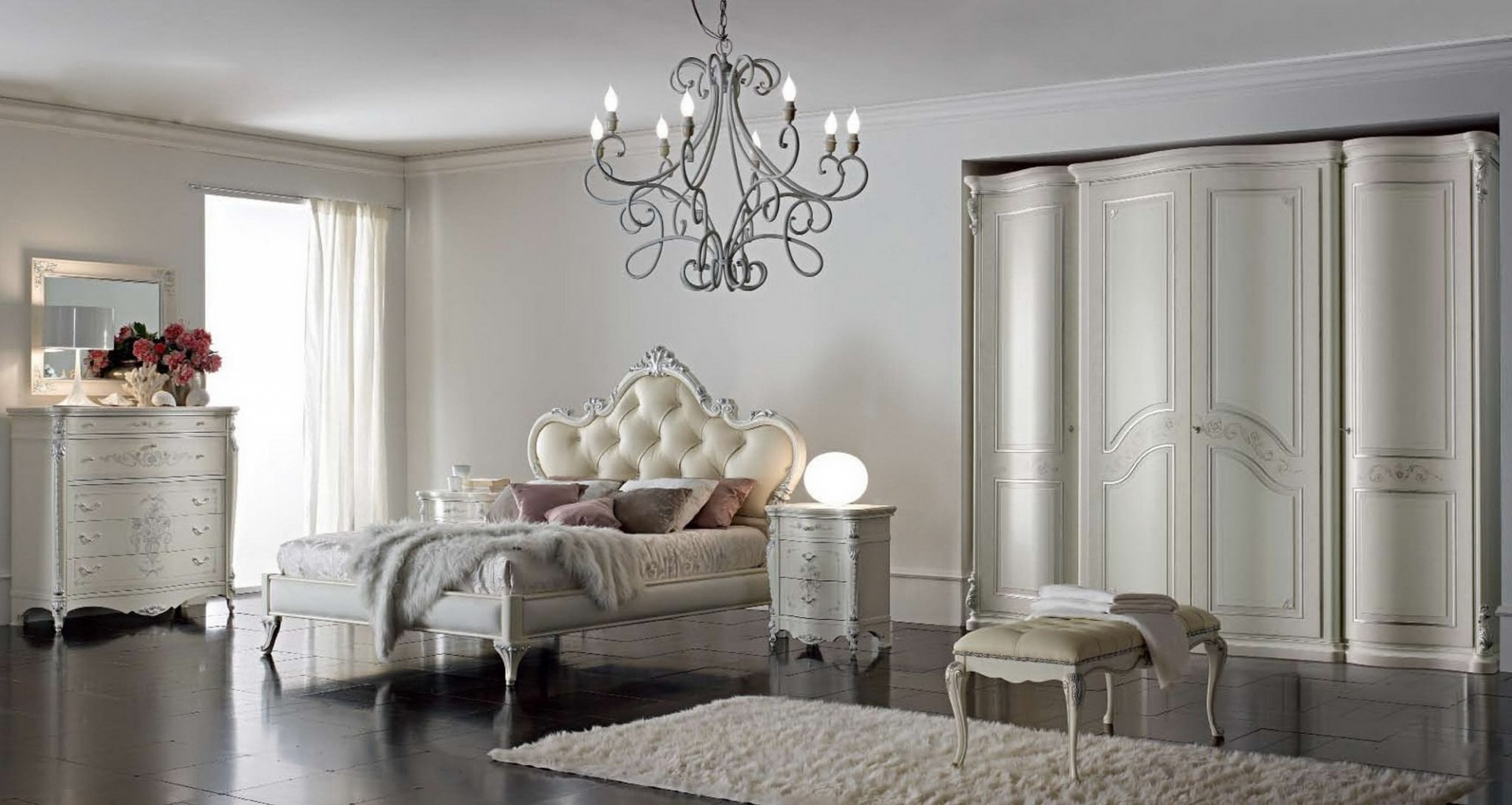 Julie Итальянская спальня IM3