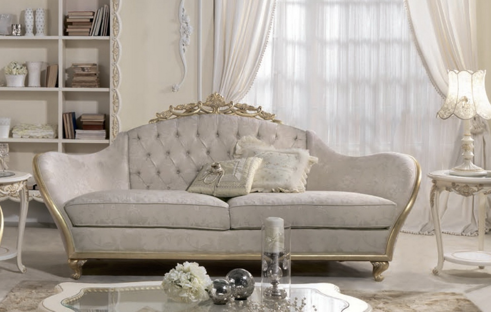 CHARME диван fabric CT02 cat. A 3662/RS