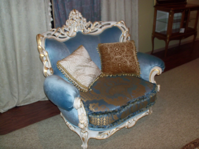 RAMPOLDI кресло AGRI33