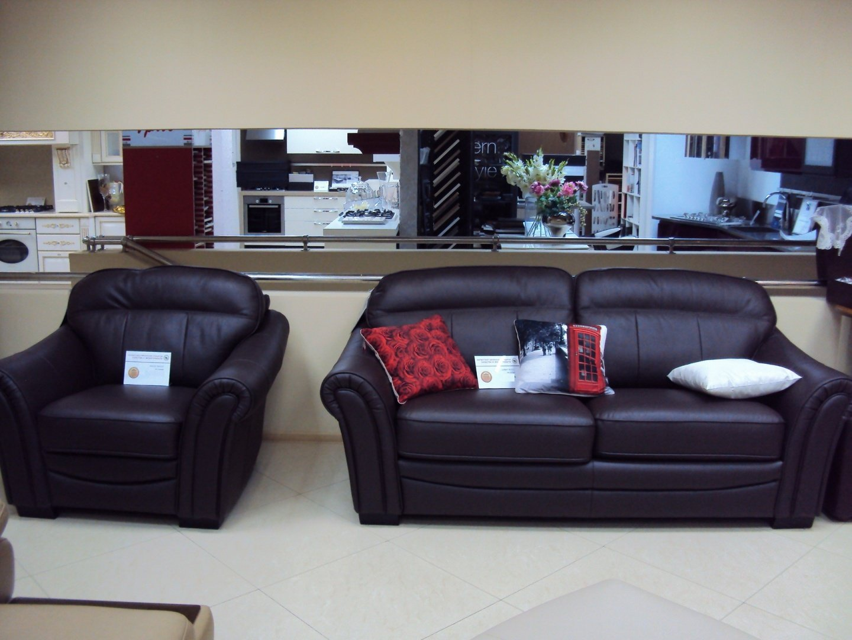 Rocco диван + кресло 3F