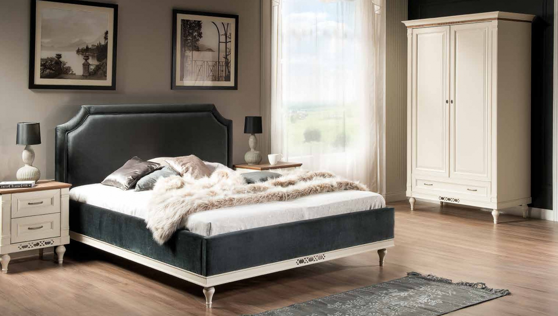 Florencia прованс спальня IM667