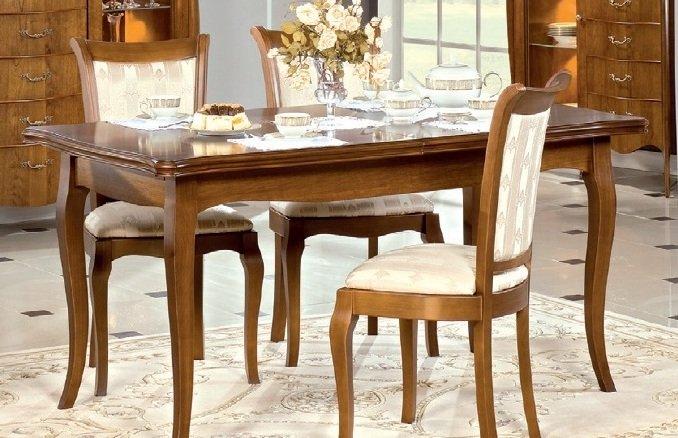 Louis стол + 3 стула 117253