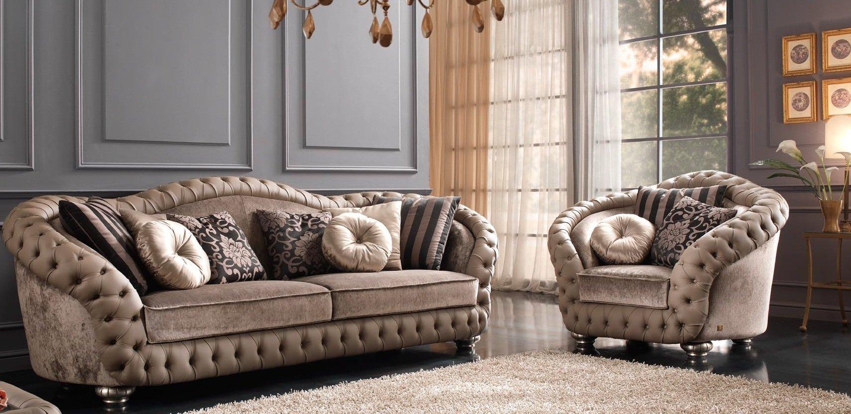 ADMIRAL комплект мягкой мебели 115048