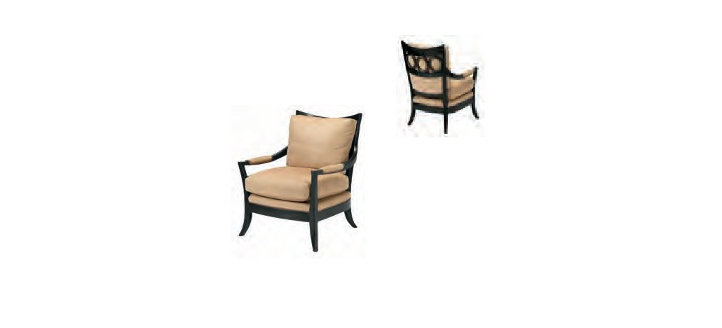 CHADDOCK кресло Z 558 27 123050