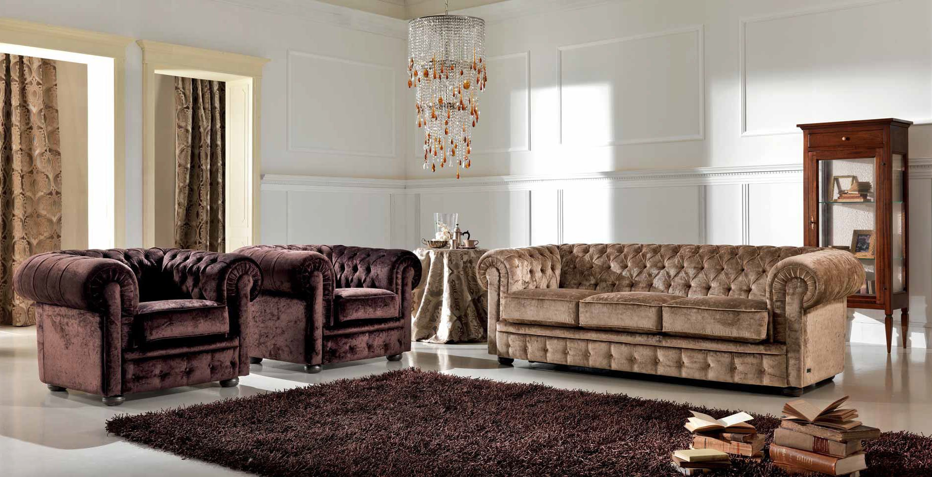 Chester комплект мягкой мебели 89070