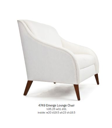 CABOT WRENN Кресло Emerge Lounge Chair 4749