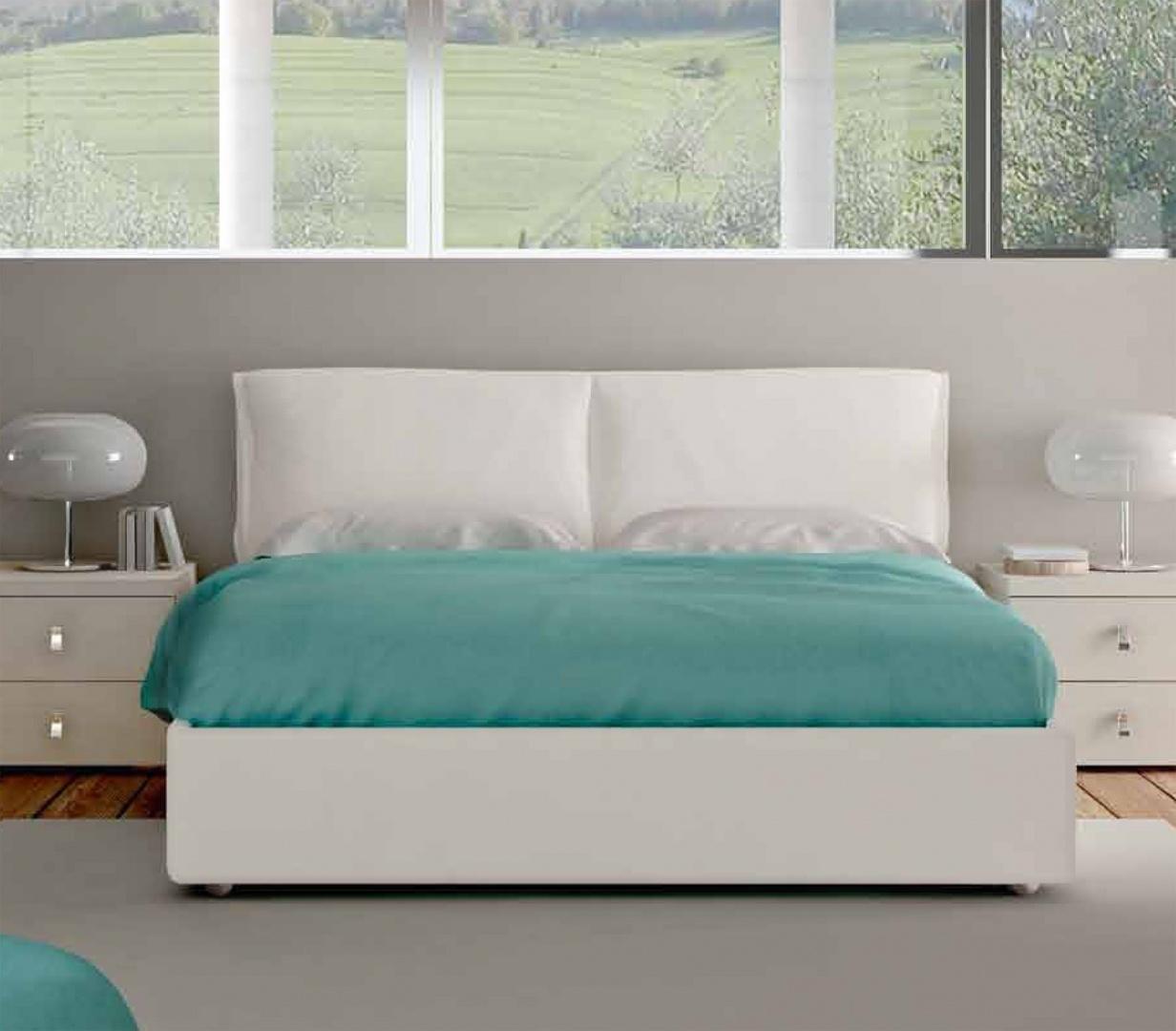 Nora Кровать с мягким изголовьем TLCEG16A13BYA