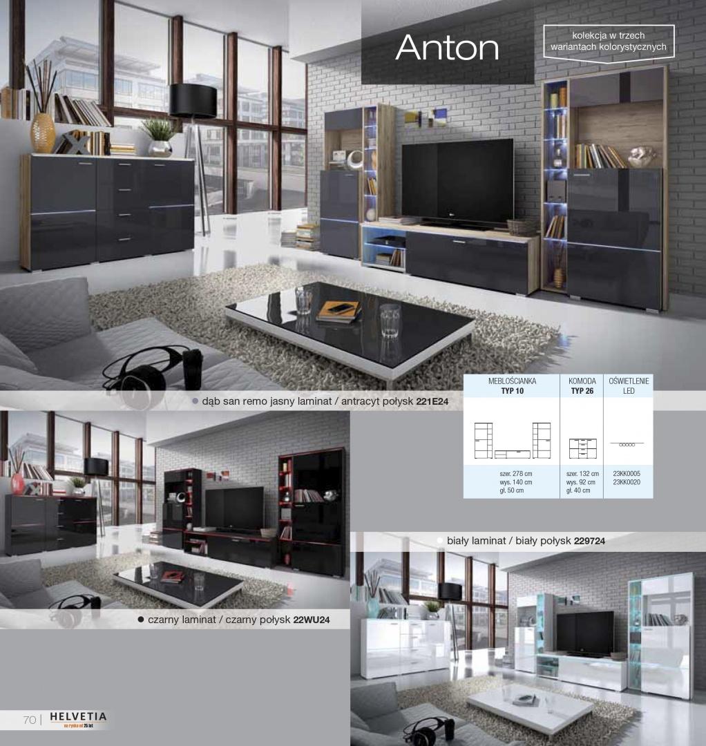 ANTON комплект гостиной IM681