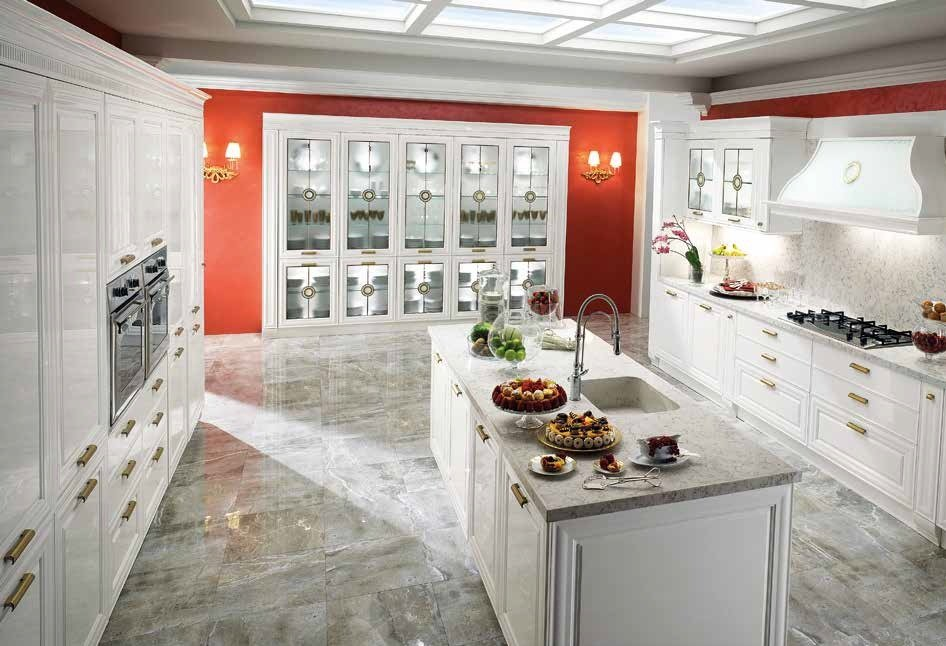 Hermitage кухня 102827
