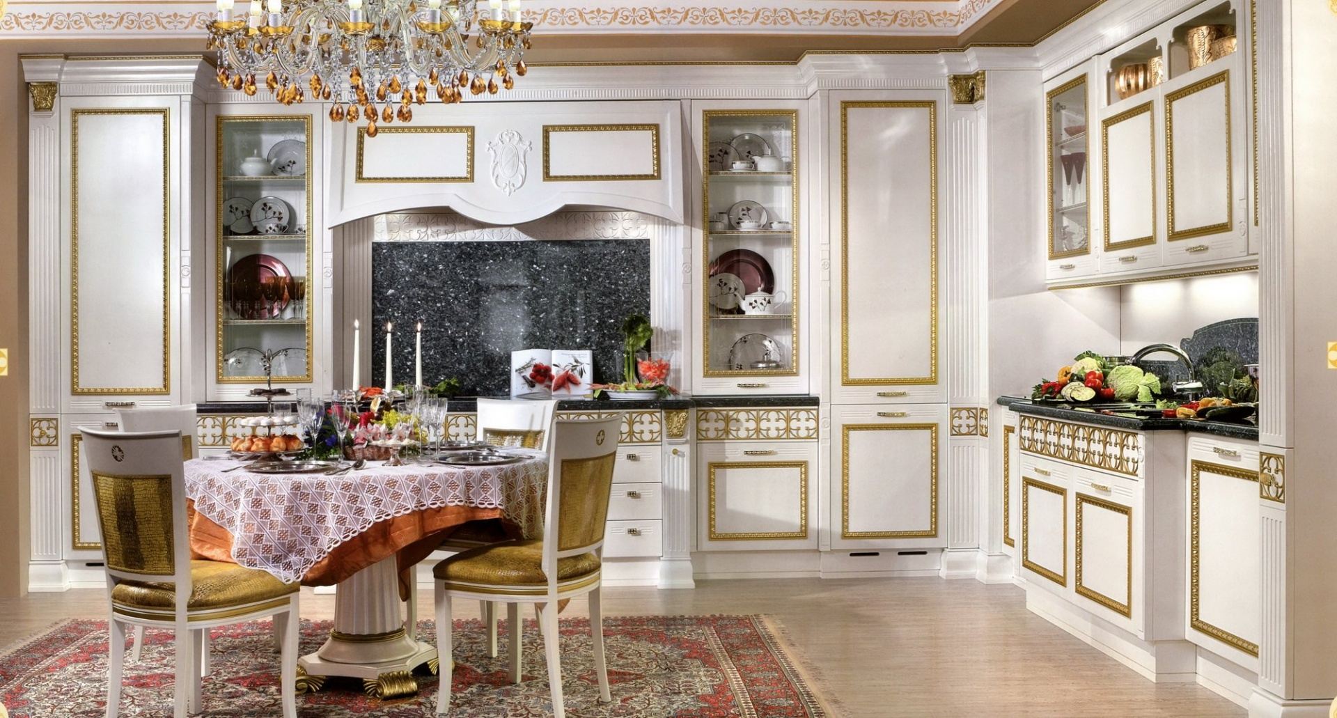 Prestige кухня Prestige 2