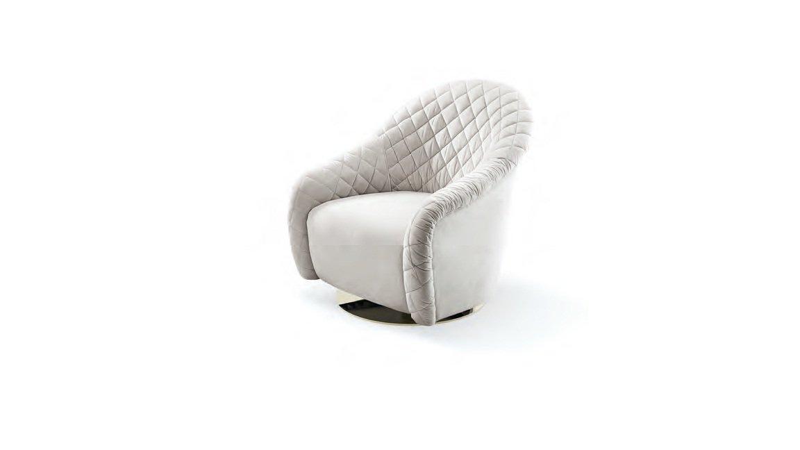 Portofino серое кресло 99821