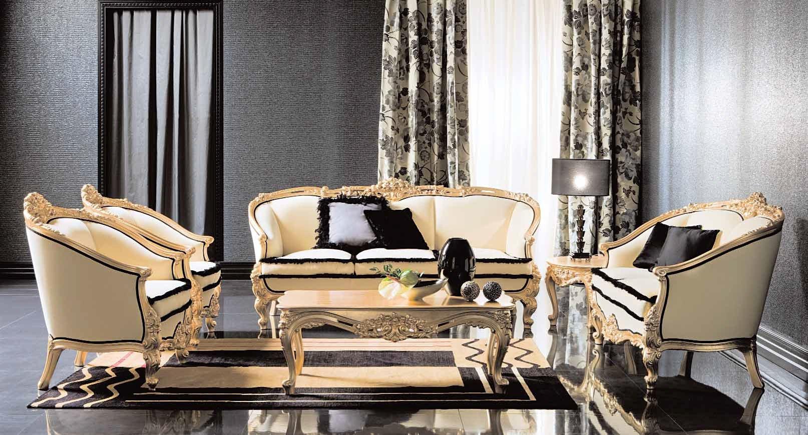 Adone комплект мягкой мебели 95861
