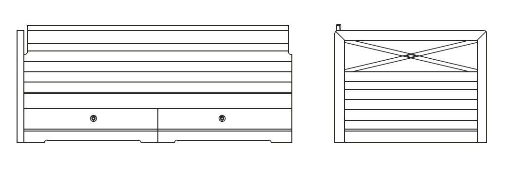 Aramis кровать AC12020