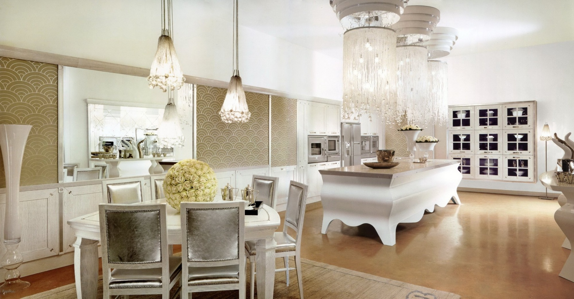Luxury 2 кухня Luxury 2