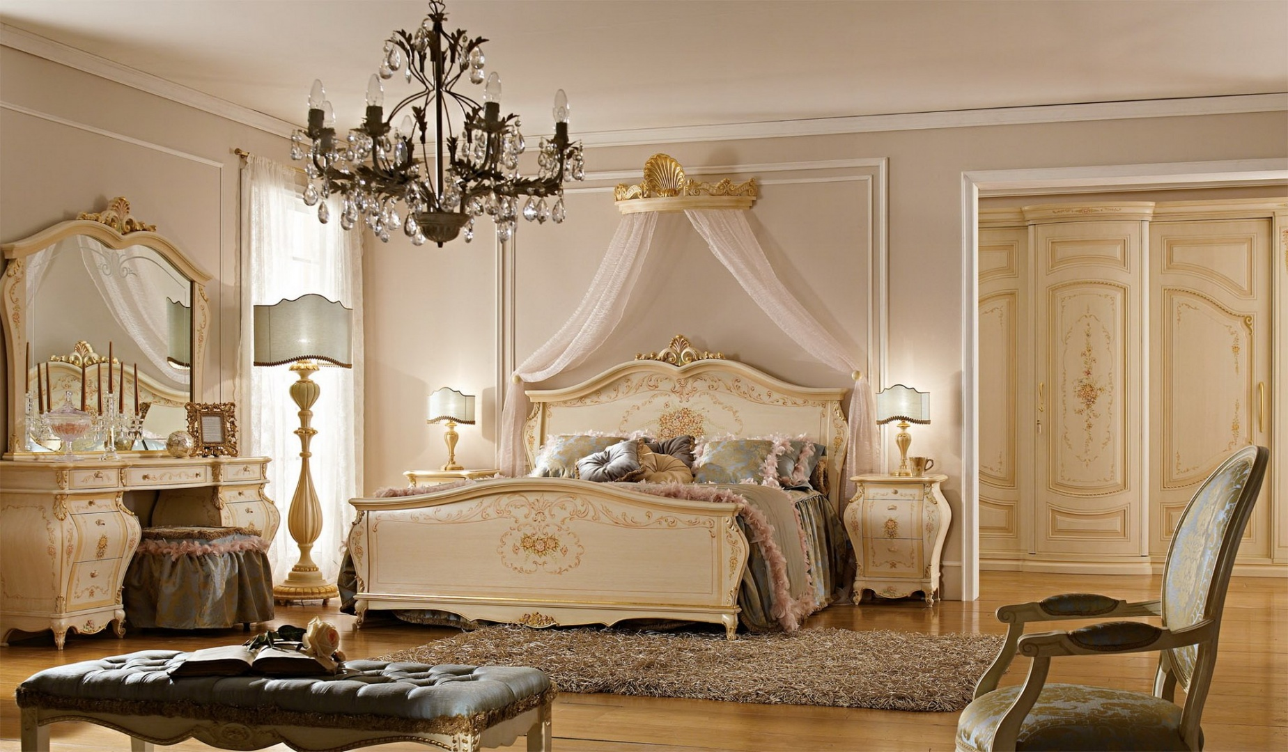 Regency спальный гарнитур IM588