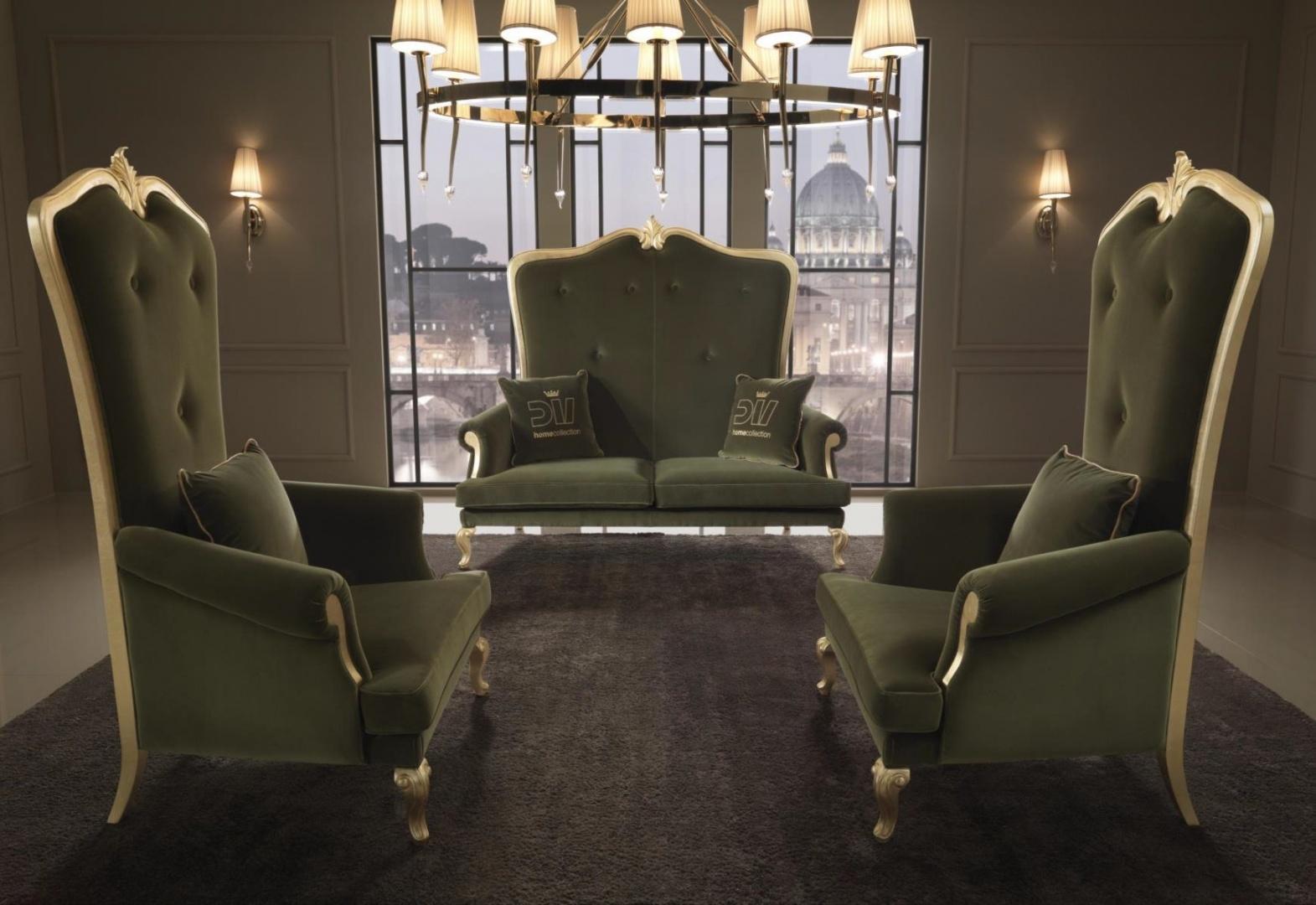 Vogue комплект мягкой мебели 89114