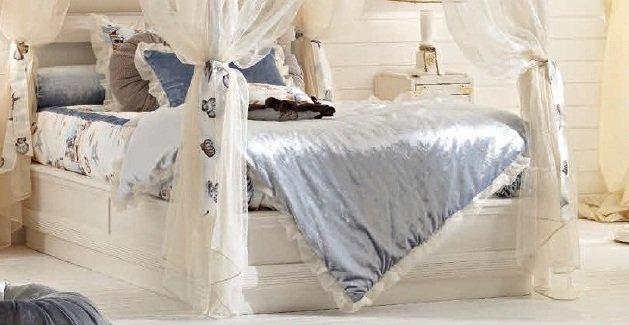Caroti кровать 534