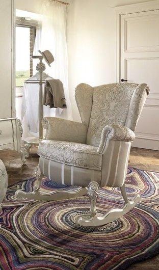 Volpi кресло-качалка 2083