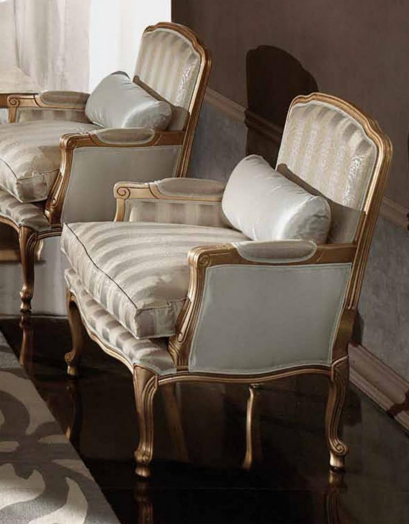 Goldleaf кресло 9788P